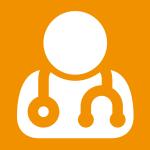 Icon für das Modul arbeitsmedizinische Vorsorge
