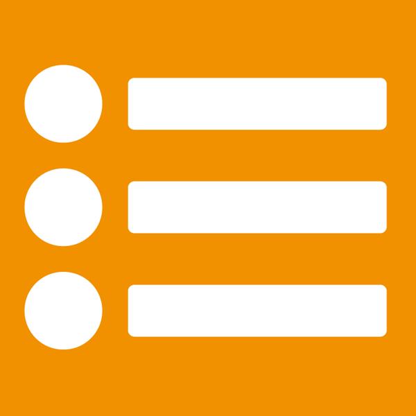 Icon für das Modul Audits und Checklisten