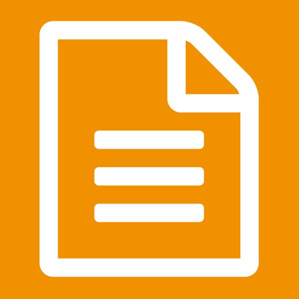 Icon für das Modul Betriebsanweisung