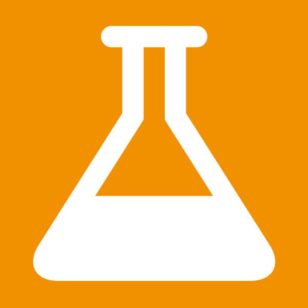Icon für das Modul Gefahrstoffmanagement