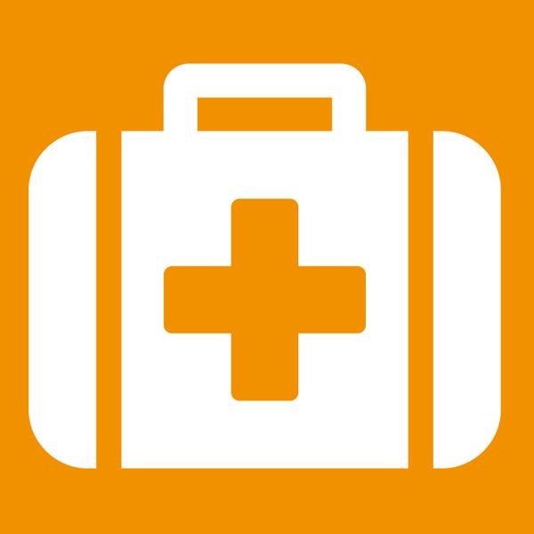 Icon für das Modul Unfallmanagement